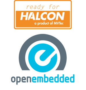 Ready for HALCON - OpenEmbedded