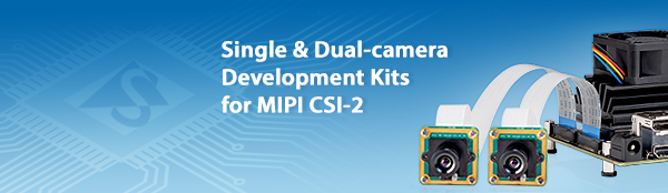 Learn more about embedded development kits for NVIDIA Jetson Nano (MIPI CSI-2)