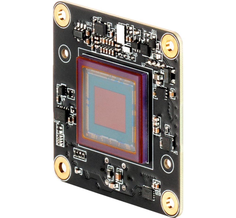 DMM 37UX252-ML - USB 3.1 monochrome board camera